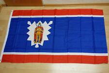 Fahnen Flagge Wedel in Schleswig Holstein Neu - 90 x 150 cm