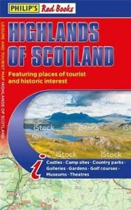 Philip's Highlands of Scotland: Leisure and Tourist Map 2020 Ed... 9781849075121