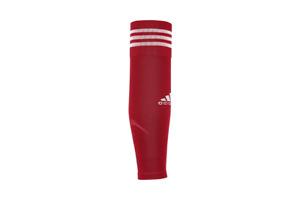 adidas Team Sleeve 18 Men's Women's Calf Sleeves Red Protection Sock - CV7523