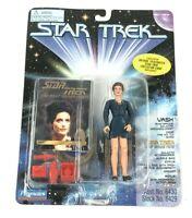 1995 Playmates Star Trek Next Gen VASH Galactic Archaeologist Action Figure, New
