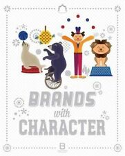 Brands with Character, Basheer Graphics, Very Good Book