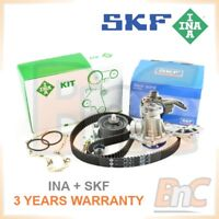 INA SKF HEAVY DUTY TIMING BELT KIT CAMBELT SET TENSIONER PULLEY WATER PUMP
