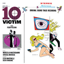 The 10th Victim / That Man In Istanbul - Limited Edition - Piero Piccioni