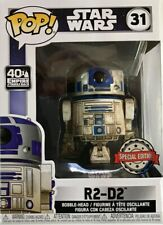 Star Wars - Dagobah R2-D2 Pop! Vinyl Figure (RS) #31