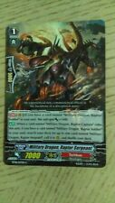 Cardfight Vanguard - Military Dragon, Raptor Sergeant (BT08/077EN C)