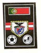 FIGURINE  CALCIATORI PANINI 1967/68   SCUDETTO   BENFICA    RECUPERATA