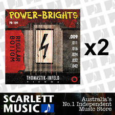 Thomastik-Infeld PB109 Power Bright Regular Bottom Electric Guitar Strings 9-42