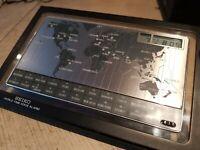 Vintage Seiko World Time Voice Alarm