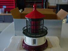lighthouse lens Harbor LightUmpqua River with cutaway.