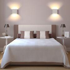Moderna Lámpara LED Luces De Pared Accesorio arriba/abajo cubo de lámpara de iluminación interior al aire libre