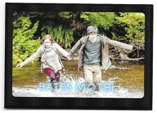 2015 Bates Motel Postcards from White Pine Bay Blue Foil #BP1 The Woods #4/5