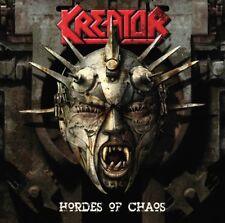 Hordes Of Chaos - Kreator (CD New) Lmtd ED.
