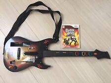 Guitar Hero World Tour With Controller Nintendo Wii