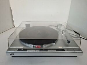 Rare JVC L-F71 Music Scan Automatic Stereo Record Player Turntable Instructions