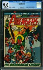Avengers # 96 us Marvel 1972 Neal Adams type CGC 9.0 vfn-NM