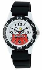 Citizen Queue and CITIZEN Q&Q Children's Watch PEANUTS Peanuts Snoopy Analog