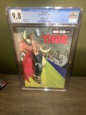 Thor #7 #733 Comic Tom 101 CGC 9.8 Marvel