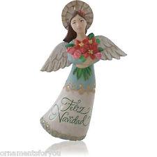 Hallmark 2014 Feliz Navidad  Angel Ornament