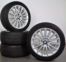 Original BMW Styling 237 Radialspeiche 5er F10 F11 6er 18 Zoll Winterräder RDCi