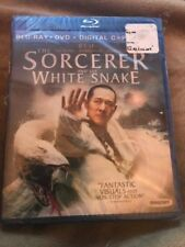 The Sorcerer and the White Snake (Blu-ray/DVD, 2013, 2-Disc Set)**FACTORY SEALED