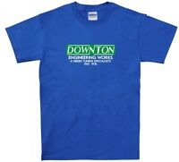 Downton Engineering Classic Car T Shirt A Series Tuning Mini Morris Leyland