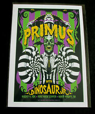 PRIMUS : WITH DINOSAUR JR  : A4 GLOSSY REPO POSTER
