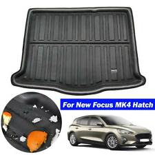 For Ford Focus MK4 2019 Hatchback Tailored Boot Liner Car Mat Tray Heavy Duty