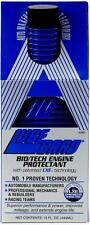 Lubegard 30901 BioTech Engine Oil Protectant With LXE Bio Tech 15 oz Blue Bottle