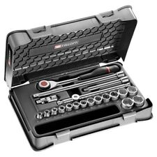 Facom 3/8in Drive 20 Piece Metric Socket Set 7 - 22mm J.360-3P6 Sale Time is Now