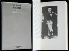 Giuseppe Raimondi I TETTI SULLA CITTÀ 1973-1976 Prima ediz.