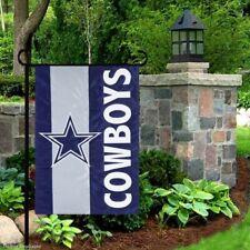 "Dallas Cowboys 12.5"" x 18"" Embellished Applique Garden Flag"