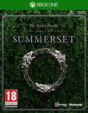 The Elder Scrolls Online - Summerset XBOX ONE BETHESDA