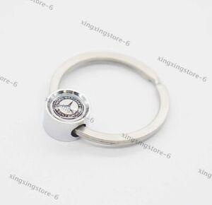 Car Keychain Keyring Ring Key Pendant Styling Logo For Mercedes-Benz CLA C E GLK