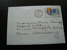 FRANCE (timbre service) - enveloppe 15/1/1974 (cy6) french