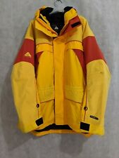 Nike ACG Vintage 90s Storm-Fit 3 Later Yellow Tech Jacket Large