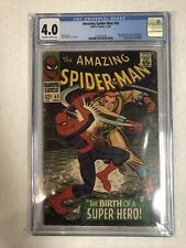 Amazing Spider-Man (1966) # 42(CGC 4.0 OWTWP) | 1st app Mary Jane MCU Disney+ l
