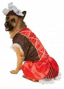 Big Dog Pirate Girl XXXL Rubies Pet Shop Dog Costume 3X