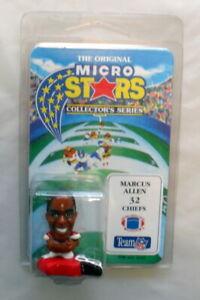 Marcus Allen 1993 Kansas City Chiefs Micro Stars Figure