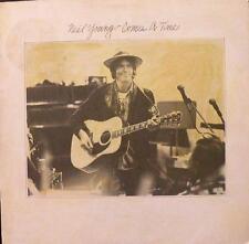 NEIL YOUNG 'Comes A Time' (REP 54 099) Vinyl LP Album. Germany 1978 - EX/EX