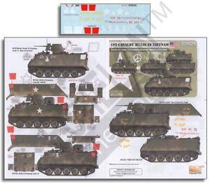 Echelon D356255 1/35 1st Cavalry M113 in Vietnam