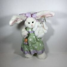 "Bearington Bears ""Reece and RabbIt� 14� Collector Rabbit Limited Sku #420136"
