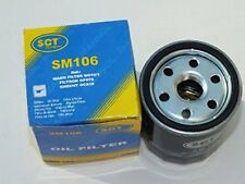 SCT Germany SM 106 Ölfilter passt für Toyota Corolla ZZE12_, NDE12_, ZDE12_