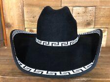 Cowboy Men's Hat Black