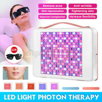 5 Color 323 LED Light Photon Face Full Body Rejuvenation Skin Anti Aging Wrinkle