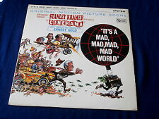 STANLEY KRAMER~ IT'S A MAD MAD MAD MAD WORLD~ RARE PRESSING~ ~ SOUND TRACK LP
