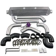 CXRacing Intercooler kit For 2010-2013 2nd Gen MazdaSpeed3 2.3L BOV Black hose