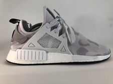 adidas NMD XR1 White Duck Camo Size10.5 | 100% Authentic BA7233