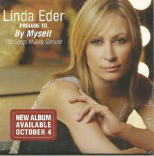 LINDA EDER Ultra Rare 2005 PROMO DJ CD single SEALED JUDY GARLAND Remake cover