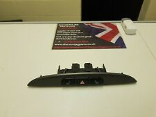 Jaguar X Type Hazzard Switch With Heated Switch Function In Grey 2001-2007
