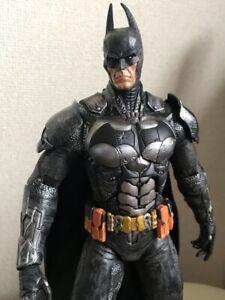 Batman Action Figure 1/6 Dark Knight Bruce Wayne Arkham PVC Collectible Model